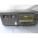Deck Gravador Fita K-7 Gradiente S-95 Auto Stop Stereo