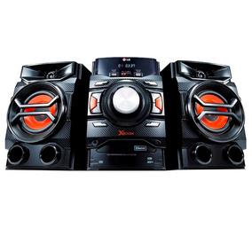 Mini System Lg 220w Usb Mp3 Bluetooth Cm4350