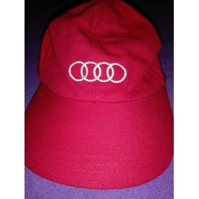 Gorra Con Visera Audi Color Rojo 9d0cb92300a