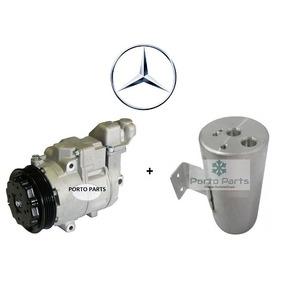 Compressor Ar Cond Mercedes Benz Classe A 160 / 190 + Filtro