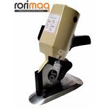 Máquina De Cortar Tecidos Nova 110v Ou 220v + Brinde