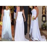 Alquiler Vestidos Novia Y 15 Oportunidad Única!! Imp.!!!