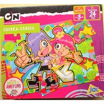 B4274 Quebra Cabeça Puffy Ami Yumi, Da Jak (cartoon Network