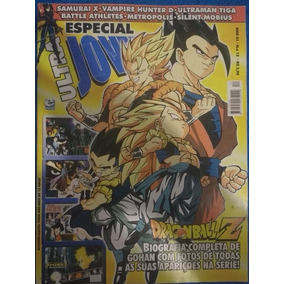 Revista Ultra Jovem Edição Especial Ano 01 N° 12