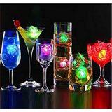 Hielos Luminosos Luz Led Fiestas Bebidas Bodas Decoracion