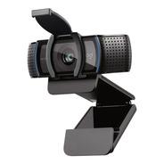 Webcam Logitech Pro C920 1080p Full Hd Micrófono Skype Box