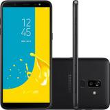 Smartphone Samsung Galaxy J8 64gb Dual Tela 6 16mp +brindes