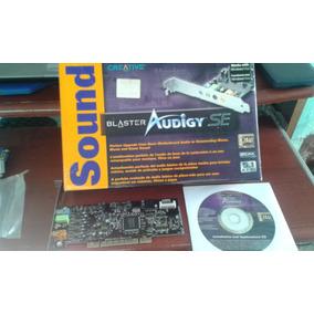 Tarjeta De Sonido Sound Blaster Audigy Creative
