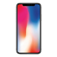 iPhone X 256 Gb Prata Lacrado 1 Ano Garantia Apple