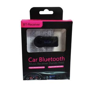 Receptor De Audio Bluetooth Recargable Carro Y Equipo De Son