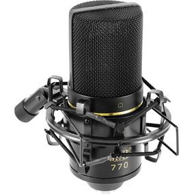 Mxl 770 Micrófono De Condensador Para Estudio
