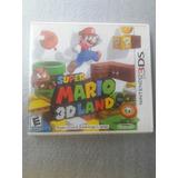 Super Mario 3d Land Nintendo 3ds Usado En Buen Estado