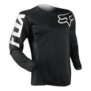 Jersey Fox Blackout Downhill Enduro Mtb Trial Motocross