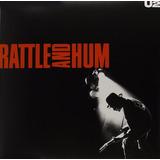 U2 Rattle And Hum Vinilo Nuevo Y Sellado De Fabrica!!!