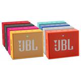 Bocina Jbl Go Nueva Pórtatil Bluetooth Azul Meses Sin Intere
