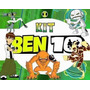 Kit Imprimible Candy Bar Ben 10 Cumples Golosinas Y Mas
