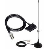 Antena Celular Modem 3g Veicular Aquario Adaptador Universal