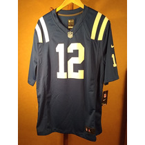 Jersey Nike Nfl Potros Indianapolis Colts Luck Talla L