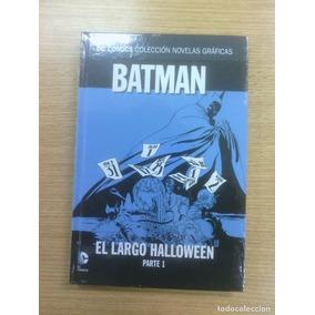 Batman El Largo Halloween Parte 1 Salvat
