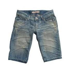 Short Jeans Hombre - Sku: 230 - Peso 45 Kg - 160-180 Unidade