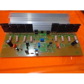 2-placa Amplificador 500w Montado/serve Na Signus Pa 1800
