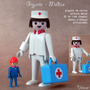 Playmobil Gigante Médico - 20 Cm