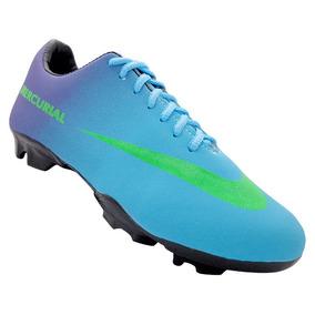 Chuteira Nike Mercurial Campo Travas Modernas Promoção