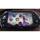 Ps Vita Slim 2000 Flasheado Con Juegos Y Emuladores