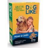 Galletas Doglike $2990.- La Caja De 500 Grs. / Doglike
