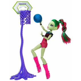 Monster High - Venus Mcflytra Casketball