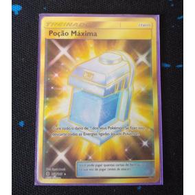 Poção Máxima - Max Potion - Sm 2 (164/145) Pokémon Tcg