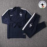 Buzo Oficial Nike Selección Francia Mundial Rusia 2018
