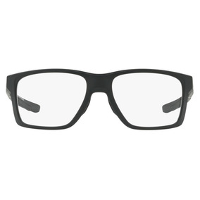 Óculos De Grau Oakley Mainlink Mnp 0ox8128 01 57 Preto Fosco ee37dbd811