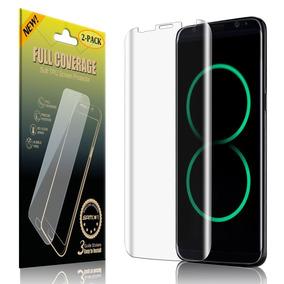 Protector De Pantalla Esamcore Galaxy S8 Plus, [aplicación