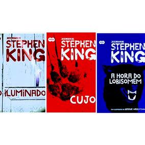 Kit Stephen King Com 7 Livros Novos E Lacrados