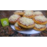 Minipizzetas 10 Cm Cong O Frescas ( C/mozzarella)