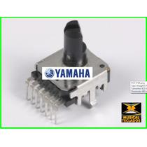 Potenciometro Volume P/ Teclado Yamaha Psr1500 Original Novo