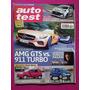 Auto Test Nº 291 Año: 2015 Fiat Uno, Fox Msi 16v, Amg Gts