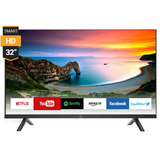 Tv Smart 32p Tcl Led Hd L32s6 Hdmi Netflix Youtube 12 Cuotas