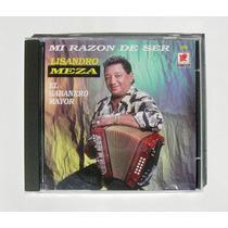 Lisandro Meza Mi Razon De Ser Cd Mexicano 1995