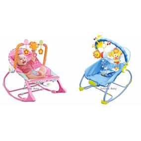 Cadeira Bebê Descanso Vibratória Musical Balanço Até 18 Kg