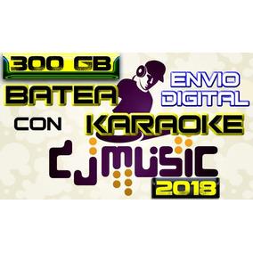 Pack Musica Y Karaoke Para Fiestas Eventos Envio X Email Ya!