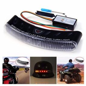 Luz Adherible Inteligente P/casco Conectividad Bluetooth