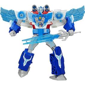 Boneco Transformers Power Surge Optimus Prime - Hasbro B7066