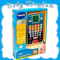 Telefono Infantil Vtech Smartphone Didactico Interactivo