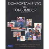 Libro Comportamiento Del Consumidor Schiffman 10 / 8