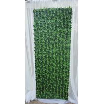 Muro Inglês Ficus Artificial Dobrável 75x200cm Frete Grátis