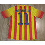 Camisa Barcelona Do Craque Neymar Nike Original - 14