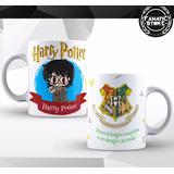 Taza Personajes Harry Potter