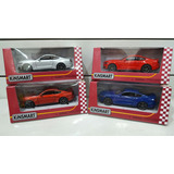 Ford Mustang Gt 2015 Auto Colección Kinsmart - July Toys